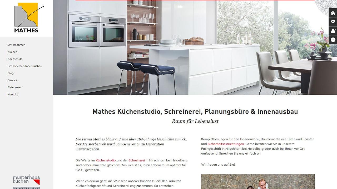 Mathes Küchenstudio & Schreinerei