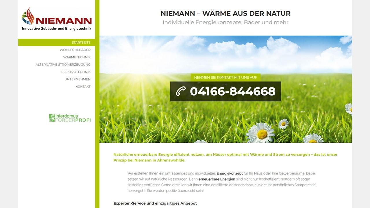 Niemann – Wärme aus der Natur