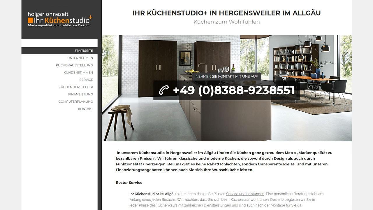 Ohneseit – Ihr Küchenstudio+