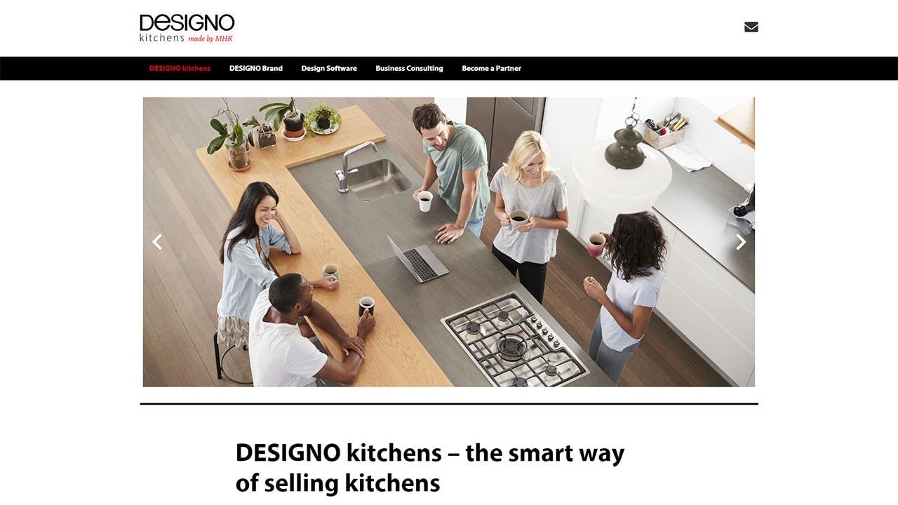 Designo kitchens
