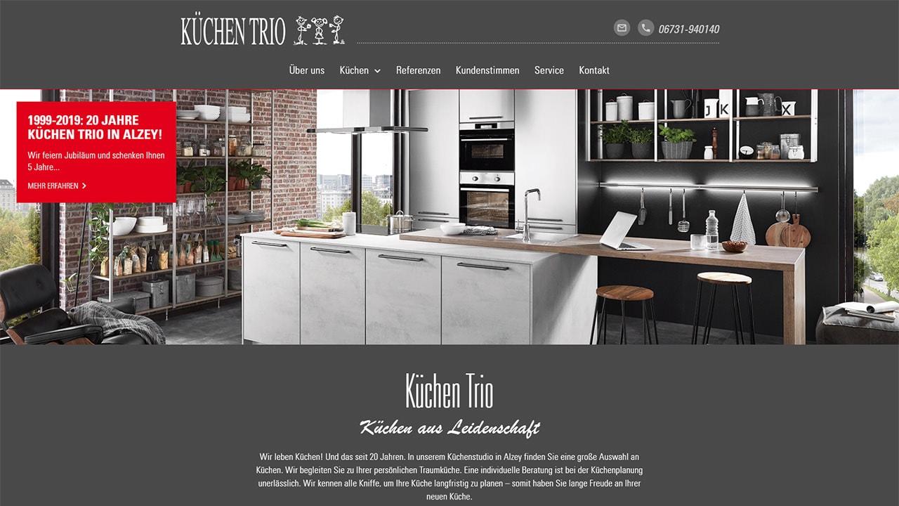 Küchen Trio