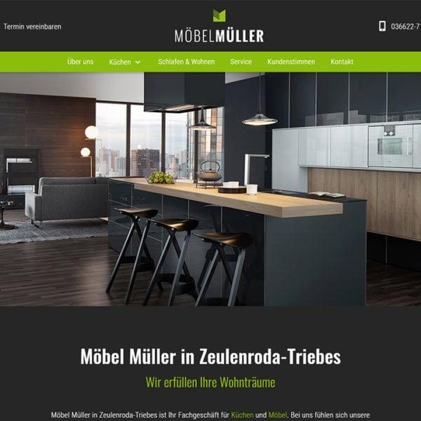 Möbel Müller Triebes