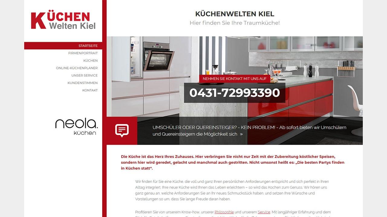 Küchenwelten Kiel